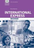 INT EXPRESS BEG TRB+DVD PK PLUS 2ª ED - 9780194597258 - VV.AA.