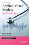 APPLIED MIXED MODELS IN MEDICINE - 9781118778258 - HELEN BROWN