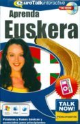 TALK NOW! APRENDA EUSKERA (CD-ROM) - 9781843520658 - VV.AA.