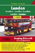 LONDRES CITY POCKET, PLANO CALLEJERO (1:10000) (FREYTAG & BERNDT) - 9783707909258 - VV.AA.