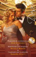 propuesta de conveniencia - matrimonio por venganza - cautivado por la princesa (ebook)-red garnier-nicola marsh-9788413079158