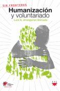 humanización y voluntariado (ebook-epub) (ebook)-luis a. aranguren-9788428824958