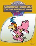 CONTROLA TU DINERO: CLAVES DE LA ECONOMIA PERSONAL Y FAMILIAR - 9788441530058 - VICENS CASTELLANO