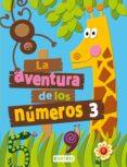 LA AVENTURA DE LOS NÚMEROS 3 - 9788444176758 - VV.AA.