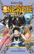 ONE PIECE Nº 54 - 9788468472058 - EIICHIRO ODA