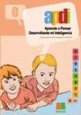 APDI 0: APRENDO A PENSAR DESARROLLANDO MI INTELIGENCIA (EDUCACION INFANTIL) - 9788472782358 - VV.AA.
