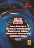 FISICA GENERAL - 9788473602358 - VV.AA.