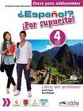¿español? ¡por supuesto! 4 (nivel b1) libro del profesor-maria angeles palomino brell-9788490812358