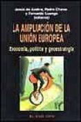 LA AMPLIACION DE LA UNION EUROPEA: ECONOMIA, POLITICA Y GEOESTRAT EGIA (EL VIEJO TOPO) - 9788495776358 - JESUS DE ANDRES