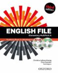 ENGLISH FILE ELEMENTARY MULTIPACK A PK 3ED - 9780194598668 - VV.AA.