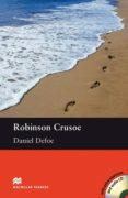 MACMILLAN READERS PRE- INTERMEDIATE: ROBINSON CRUSOE PACK - 9780230716568 - DANIEL DEFOE