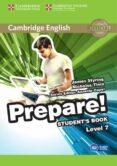 CAMBRIDGE ENGLISH PREPARE! 7 STUDENT S BOOK - 9780521180368 - VV.AA.