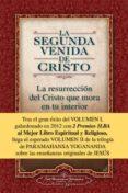 LA SEGUNDA VENIDA DE CRISTO. VOLUMEN II - 9780876121368 - PARAMAHANSA YOGANANDA