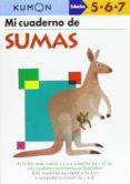 METODO KUMON: MI LIBRO DE SUMAS - 9788415857068 - VV.AA.