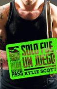 SOLO FUE UN JUEGO (STAGE DIVE-2) - 9788416550968 - KYLIE SCOTT
