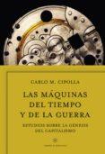 las máquinas del tiempo y de la guerra (ebook)-carlo m. cipolla-9788416771868