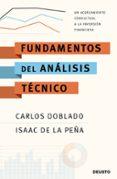 FUNDAMENTOS DEL ANALISIS TECNICO - 9788423427468 - CARLOS DOBLADO