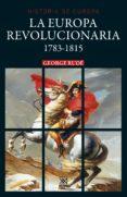 la europa revolucionaria 1783-1815 (ebook)-george rude-9788432319068
