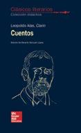 clásicos literarios - cuentos-leopoldo alas clarin-9788448614768
