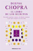 EL LIBRO DE LOS SECRETOS - 9788466331968 - DEEPAK CHOPRA