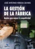LA GESTION DE LA FABRICA: MODELOS PARA MEJORAR LA COMPETITIVIDAD - 9788479786168 - JOSE ANTONIO HEREDIA ALVARO