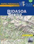 BIDASOA-BERTIZ (MAPAS PIRENAICOS ESCALA 1:25000) - 9788482165868 - MIGUEL ANGULO