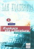 EUSKARA ETA LITERATURA A-EREDUA 1ºDBHO (LAN KOADERNOA) - 9788483251768 - VV.AA.
