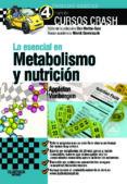 LO ESENCIAL EN METABOLISMO Y NUTRICION (INCLUYE PLATAFORMA ONLINE DE AUTOEVALUACION) (4ª ED.) - 9788490224168 - AMBER APPLETON