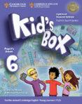 KID S BOX ESS 6 2ED UPDATED PB - 9788490369968 - VV.AA.