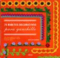 75 RIBETES DECORATIVOS, PARA GANCHILLO - 9789089984968 - CAITLIN SAINIO