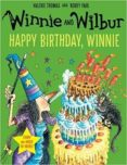 WINNIE AND WILBUR: HAPPY BIRTHDAY, WINNIE (LIBRO + CD) - 9780192749178 - VALERIE THOMAS