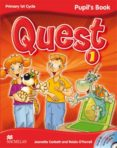 QUEST 1 PRIMARY PUPIL´S BOOK PACK (N/E) - 9780230478978 - VV.AA.