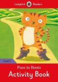 PUSS IN BOOTS ACTIVITY BOOK - LADYBIRD READERS LEVEL 3 - 9780241284278 - VV.AA.