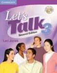 LET S TALK STUDENT S BOOK 3 WITH SELF-STUDY AUDIO CD 2ND ED. - 9780521692878 - VV.AA.