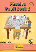 JOLLY PHONICS PUPIL BOOK 1 - 9781844141678 - SARA WERNHAM