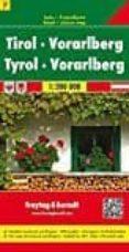 TIROL-VORARLBERG, AUTOKARTE 1:200.000 - 9783850843478 - VV.AA.