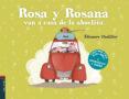 ROSA Y ROSANA VAN A CASA DE LA ABUELITA - 9788414005378 - ELEONORE THUILLIER