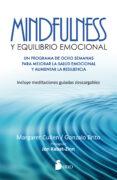 MINDFULNESS Y EQUILIBRIO EMOCIONAL - 9788416579778 - MARGARET CULLEN