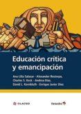 EDUCACION CRITICA Y EMANCIPACION - 9788417667078 - VV.AA.