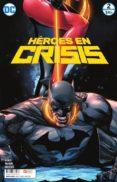 heroes en crisis nº 02 (de 9)-tom king-clay mann-9788417787578