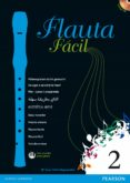FLAUTA FÁCIL 2 - 9788420561578 - VV.AA.