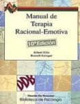 MANUAL DE TERAPIA RACIONAL EMOTIVA (VOL. 1) - 9788433005878 - ALBERT ELLIS