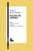 HOJAS DE HIERBA - 9788467037678 - WALT WHITMAN