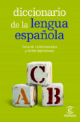 MINI DICCIONARIO DE LA LENGUA ESPAÑOLA - 9788467039078 - VV.AA.
