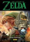 THE LEGEND OF ZELDA: TWILIGHT PRINCESS 3 - 9788467930078 - AKIRA HIMEKAWA