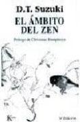 EL AMBITO DEL ZEN - 9788472451278 - DAISETZ TEITARO SUZUKI