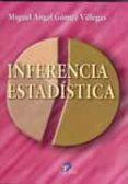 INFERENCIA ESTADISTICA - 9788479786878 - MIGUEL ANGEL GOMEZ VILLEGAS