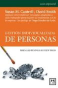 LA GESTION INDIVIDUALIZADA DE PERSONAS - 9788483562178 - DAVID SMITH