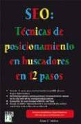 SEO TECNICAS DE POSICIONAMIENTO EN BUSCADORES EN 12 PASOS - 9788496897878 - EDGAR D ANDREA