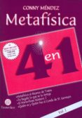 METAFISICA 4 EN 1 (VOL. I) - 9789806329478 - CONNY MENDEZ